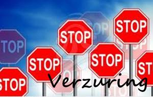 stop verzuring